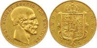 Zehn Taler Gold Gold 1850  B Braunschweig-Calenberg-Hannover Ernst Augu... 1975,00 EUR kostenloser Versand