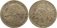 Bayern Madonnentaler 1753 Sehr selten. Schrötlingsfehler, sehr schön Max... 975,00 EUR kostenloser Versand