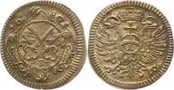 Kreuzer 1754 Regensburg-Stadt  Vorzüglich  18,00 EUR  zzgl. 4,00 EUR Versand