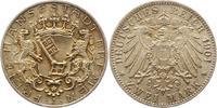 2 Mark 1904  J Bremen  Schöne Patina. Fast Stempelglanz  135,00 EUR  +  4,00 EUR shipping