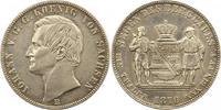 Ausbeutetaler 1870  B Sachsen-Albertinische Linie Johann 1854-1873. Vor... 145,00 EUR  zzgl. 4,00 EUR Versand