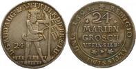 24 Mariengroschen Feinsilber 1699 Braunschweig-Wolfenbüttel Rudolf Augu... 95,00 EUR  zzgl. 4,00 EUR Versand
