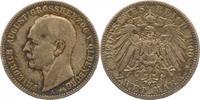 2 Mark 1900  A Oldenburg Friedrich August 1900-1918. Schöne Patina. Seh... 295,00 EUR free shipping