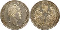 Ausbeutetaler 1854 Sachsen-Albertinische Linie Friedrich August II. 183... 150,00 EUR  zzgl. 4,00 EUR Versand