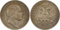 Taler 1859 Schwarzburg-Rudolstadt Friedrich Günther 1807-1867. Schöne P... 145,00 EUR  zzgl. 4,00 EUR Versand