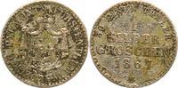 Silbergroschen 1867  B Waldeck Georg Victor 1852-1893. Unregelmässige P... 16,00 EUR  zzgl. 4,00 EUR Versand