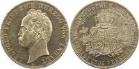 Taler 1863  A Anhalt-Dessau Leopold Friedrich 1817-1871. Vorzüglich + a... 185,00 EUR  zzgl. 4,00 EUR Versand