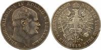 Taler 1859  A Brandenburg-Preußen Friedrich Wilhelm IV. 1840-1861. Rand... 38,00 EUR  zzgl. 4,00 EUR Versand