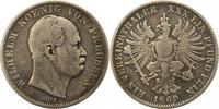 Taler 1869  A Brandenburg-Preußen Wilhelm I. 1861-1888. Fast sehr schön  42,00 EUR  zzgl. 4,00 EUR Versand