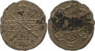 Dreier 1692  IK Sachsen-Albertinische Linie Johann Georg IV. 1691-1694.... 18,00 EUR  zzgl. 4,00 EUR Versand