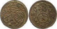 Pfennig 1694  IK Sachsen-Albertinische Linie Johann Georg IV. 1691-1694... 65,00 EUR  zzgl. 4,00 EUR Versand