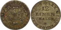 1/12 Taler 1763 Sachsen-Albertinische Linie Friedrich Christian 1763. W... 30,00 EUR  zzgl. 4,00 EUR Versand