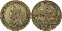 Taler 1821  A Brandenburg-Preußen Friedrich Wilhelm III. 1797-1840. Win... 100,00 EUR  zzgl. 4,00 EUR Versand