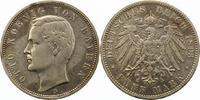 5 Mark 1893  D Bayern Otto 1886-1913. Fast sehr schön  38,00 EUR  zzgl. 4,00 EUR Versand