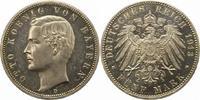 5 Mark 1913  D Bayern Otto 1886-1913. Vorzüglich +  75,00 EUR  zzgl. 4,00 EUR Versand