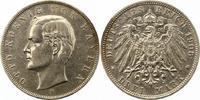 3 Mark 1908  D Bayern Otto 1886-1913. Sehr schön +  19,00 EUR  zzgl. 4,00 EUR Versand
