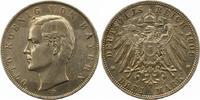 3 Mark 1909  D Bayern Otto 1886-1913. Sehr schön  17,00 EUR  zzgl. 4,00 EUR Versand