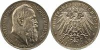 3 Mark 1911  D Bayern Luitpold. Vorzüglich - Stempelglanz  32,00 EUR  zzgl. 4,00 EUR Versand
