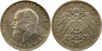 3 Mark 1914  D Bayern Ludwig III. 1913-1918. Fast vorzüglich  30,00 EUR  zzgl. 4,00 EUR Versand