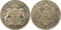 5 Mark 1902  J Hamburg  Sehr schön  32,00 EUR  zzgl. 4,00 EUR Versand