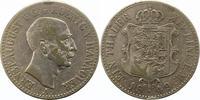 Taler 1849  A Braunschweig-Calenberg-Hannover Ernst August 1837-1851. S... 60,00 EUR  zzgl. 4,00 EUR Versand