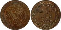1 Pesa 1892 Deutsch Ostafrika  Vorzüglich - Stempelglanz  65,00 EUR  zzgl. 4,00 EUR Versand