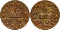 1/2 Heller 1904  A Deutsch Ostafrika  Sehr schön  12,00 EUR  zzgl. 4,00 EUR Versand