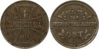 Kopeke 1916  A Oberbefehlshaber Ost  Sehr schön  10,00 EUR  zzgl. 4,00 EUR Versand