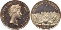 Silbermedaille 1838 Bayern Ludwig I. 1825-1848. Winz. Randfehler, vorzü... 225,00 EUR  zzgl. 4,00 EUR Versand