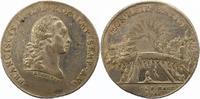 Taler 1792 Regensburg-Stadt  Geglättet, Felder geglättet, sehr schön  475,00 EUR kostenloser Versand