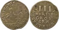 3 Mariengroschen 1684 Braunschweig-Wolfenbüttel Rudolf August 1666-1685... 110,00 EUR  zzgl. 4,00 EUR Versand