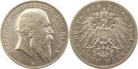 5 Mark 1904  G Baden Friedrich I. 1856-1907. Sehr schön  40,00 EUR  zzgl. 4,00 EUR Versand