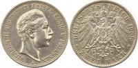2 Mark 1908  A Preußen Wilhelm II. 1888-1918. Zaponiert, winz. Randfehl... 36,00 EUR  zzgl. 4,00 EUR Versand