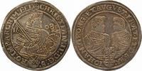 4 1608 Sachsen-Albertinische Linie Christian II., Johann Georg I. und A... 275,00 EUR kostenloser Versand