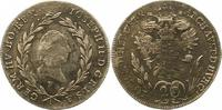 20 Kreuzer 1787  F Haus Habsburg Josef II. 1780-1790. Gereinigt, minima... 12,00 EUR  zzgl. 4,00 EUR Versand
