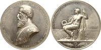Versilberte Weissmetallmedaille 1880 Brandenburg-Preußen Friedrich III.... 145,00 EUR  zzgl. 4,00 EUR Versand