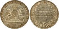 Taler 1863 Bremen-Stadt  Winz. Kratzer, vorzüglich+  135,00 EUR  zzgl. 4,00 EUR Versand
