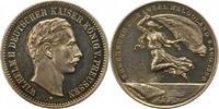 Silbermedaille 1890 Brandenburg-Preußen Wilhelm II. 1888-1918. Winz. Kr... 135,00 EUR  zzgl. 4,00 EUR Versand