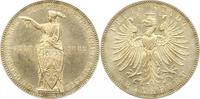 Taler 1862 Frankfurt-Stadt  Prachtexemplar. Fast Stempelglanz  275,00 EUR kostenloser Versand