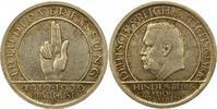 Weimarer Republik 5 Mark auf die Verfassung