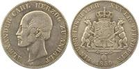 Taler 1859  A Anhalt-Bernburg Alexander Carl 1834-1863. Sehr schön  125,00 EUR  zzgl. 4,00 EUR Versand