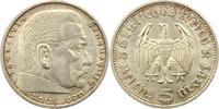 5 Mark 1935  E Drittes Reich  Vorzüglich +  25,00 EUR  zzgl. 4,00 EUR Versand