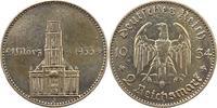 2 Mark 1934  J Drittes Reich  Zapponiert, sehr schön  12,00 EUR  zzgl. 4,00 EUR Versand