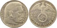 2 Mark 1936  G Drittes Reich  Sehr schön +  22,00 EUR  zzgl. 4,00 EUR Versand