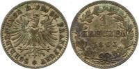 Kreuzer 1863 Frankfurt-Stadt  Sehr schön - vorzüglich  8,00 EUR  zzgl. 4,00 EUR Versand