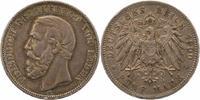 5 Mark 1900  G Baden Friedrich I. 1856-1907. Randfehler, sehr schön  45,00 EUR  zzgl. 4,00 EUR Versand