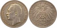 3 Mark 1911  G Baden Friedrich II. 1907-1918. Sehr schön  20,00 EUR  zzgl. 4,00 EUR Versand