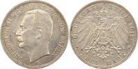 3 Mark 1912  G Baden Friedrich II. 1907-1918. Vorzüglich  25,00 EUR  zzgl. 4,00 EUR Versand