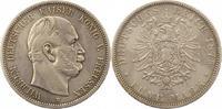 5 Mark 1875  B Preußen Wilhelm I. 1861-1888. Schön - sehr schön  28,00 EUR  zzgl. 4,00 EUR Versand