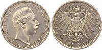 2 Mark 1906  A Preußen Wilhelm II. 1888-1918. Randfehler, vorzüglich +  20,00 EUR  zzgl. 4,00 EUR Versand